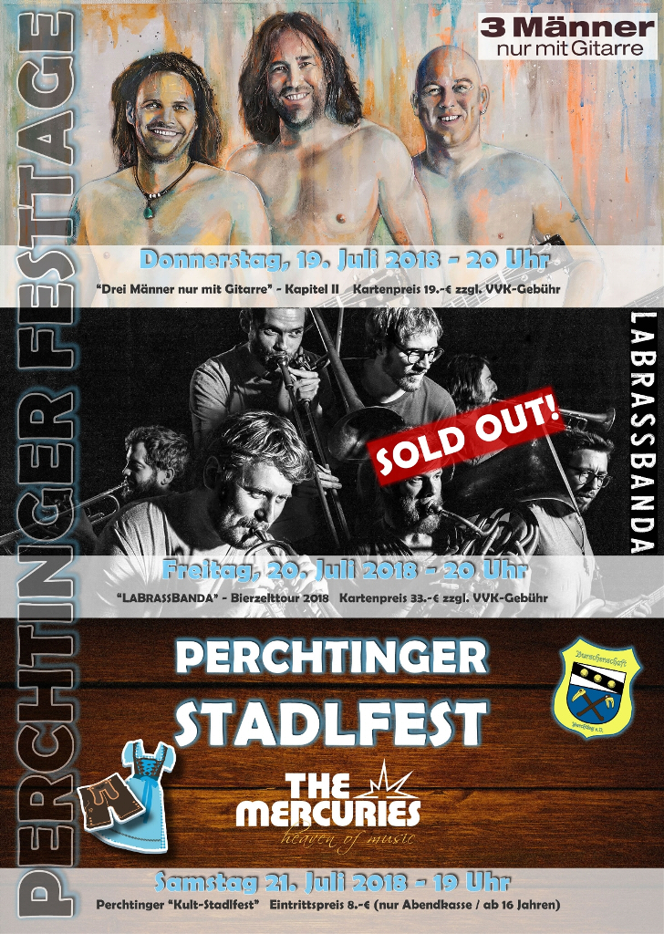 Festtage Perchting 2018